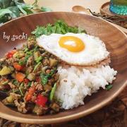 野菜がおいしい♪お手軽のっけご飯。野菜ソムリエsachiさんのおすすめレシピ5選